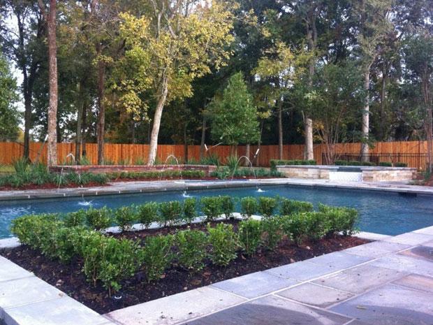 patio taman dalam rumah