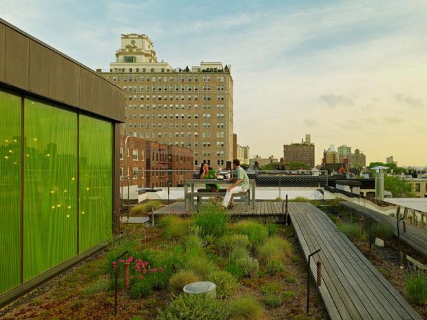 patio taman atap rumah