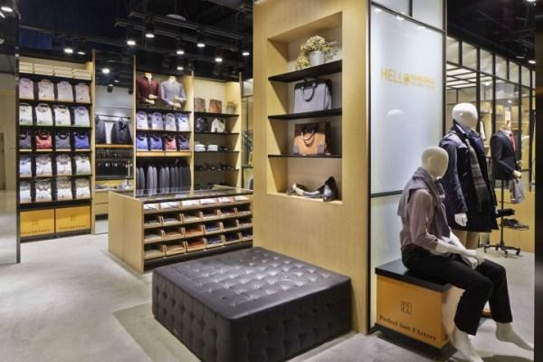 desain interior butik minimalis