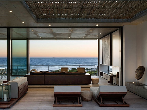 interior design beachside villa