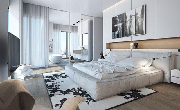desain master bedroom