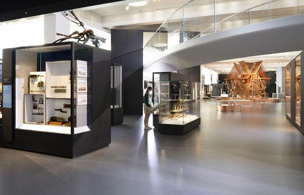 desain interior museum