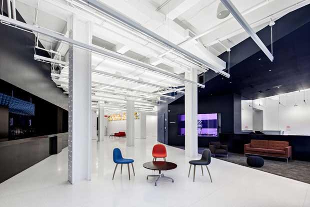 desain kantor unik