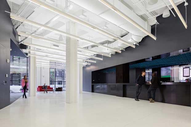 contoh desain kantor