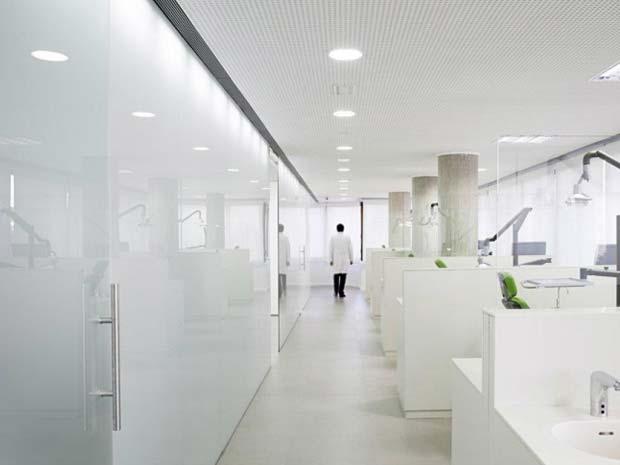 desain interior klinik dokter gigi
