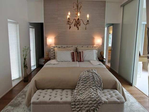 kamar tidur klasik