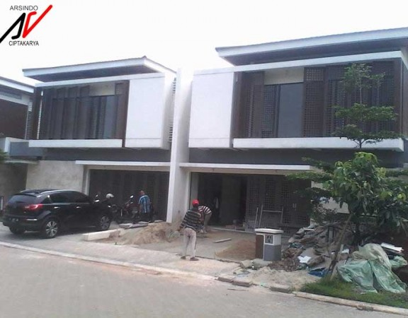 project renovasi rumah