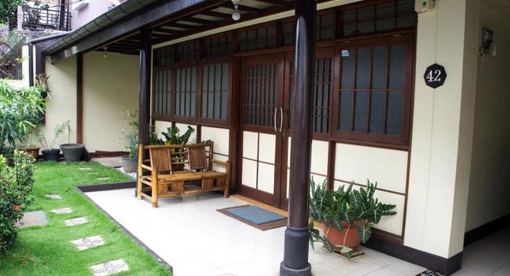 Desain Rumah Minimalis Bergaya Jepang