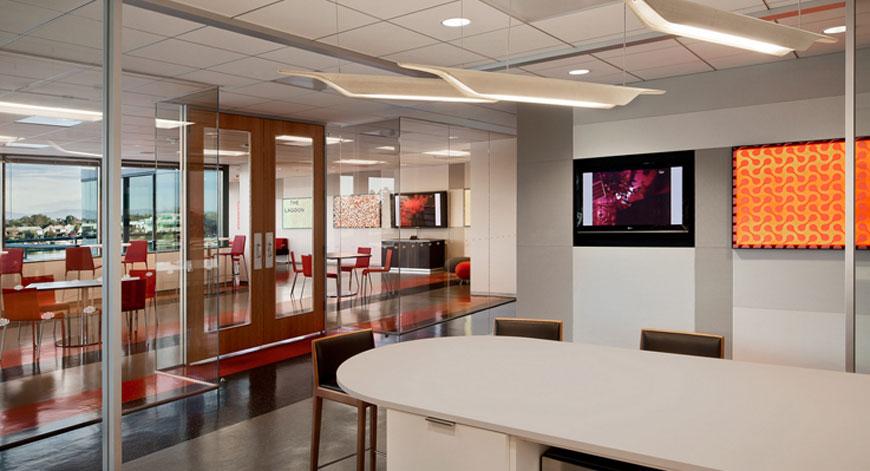 interior kantor modern dan desain menarik