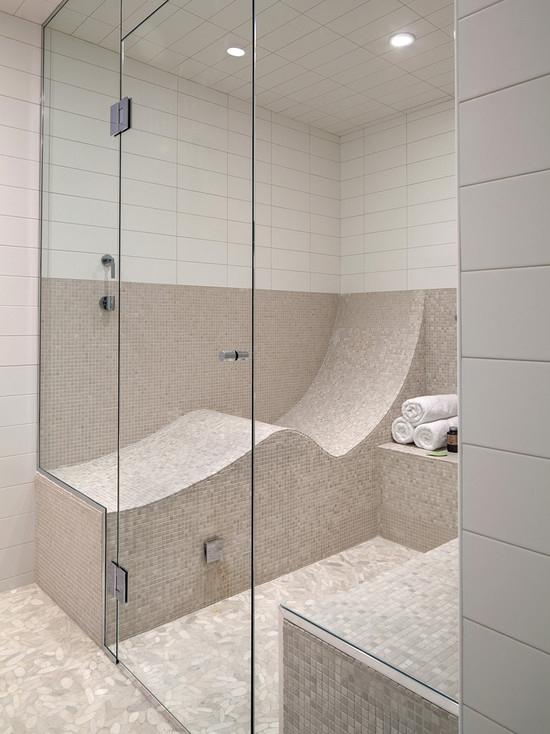 kamar mandi unik bentuk spa