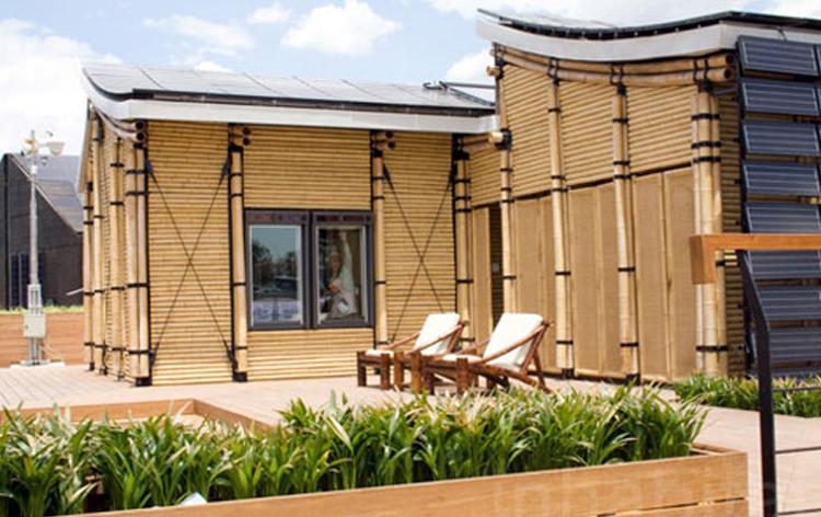 Rumah Bambu Sederhana dan Tips Cara Pembuatannya