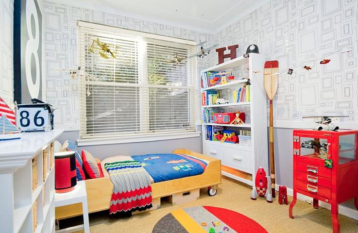 desain kamar anak