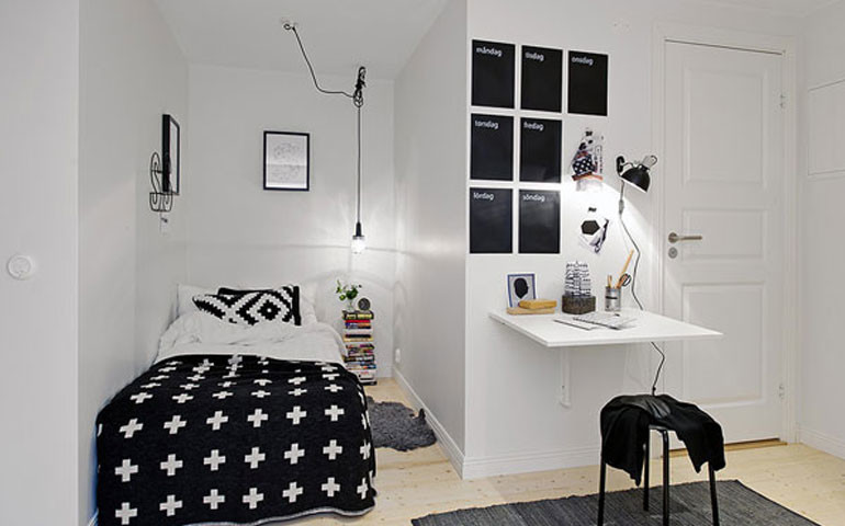 www.homikofy.co - Make a comfortable interior bedroom design
