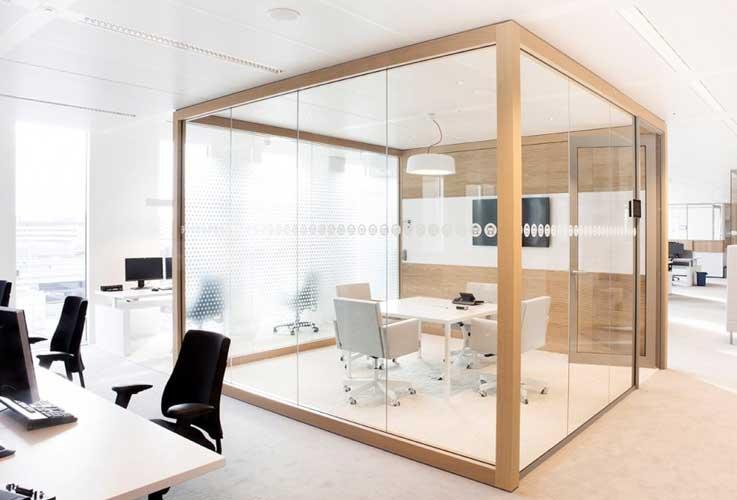 Desain Ruang Rapat Minimalis