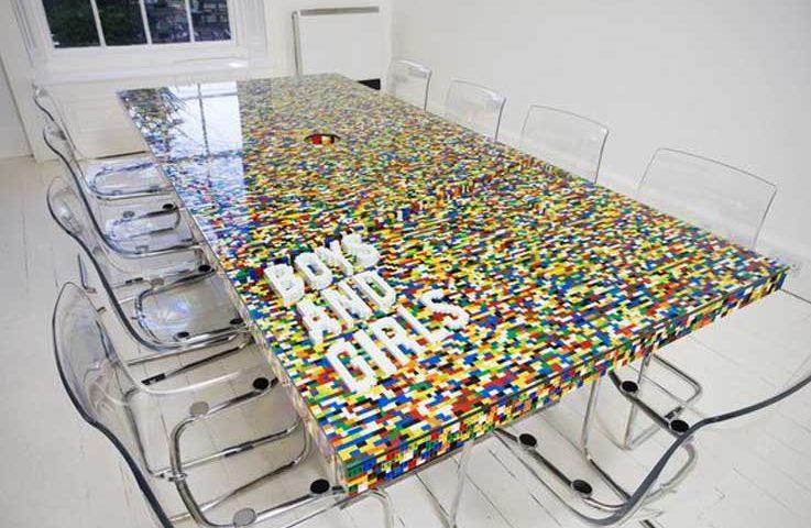 Desain Ruang Rapat