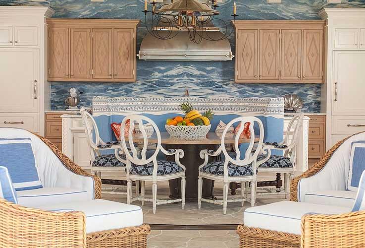 desain ruang makan unik