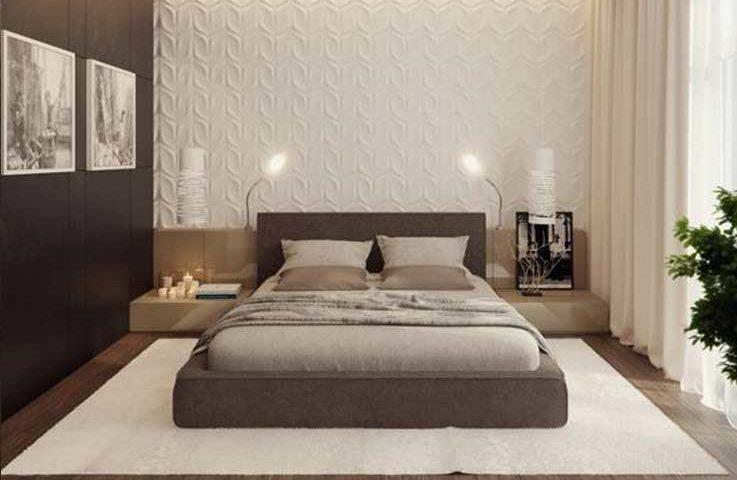 desain interior kamar tidur