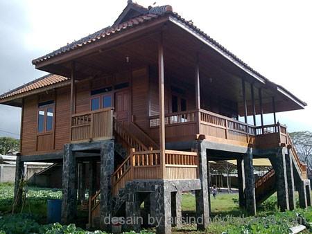 desain rumah kayu minimalis untuk masyarakat modern
