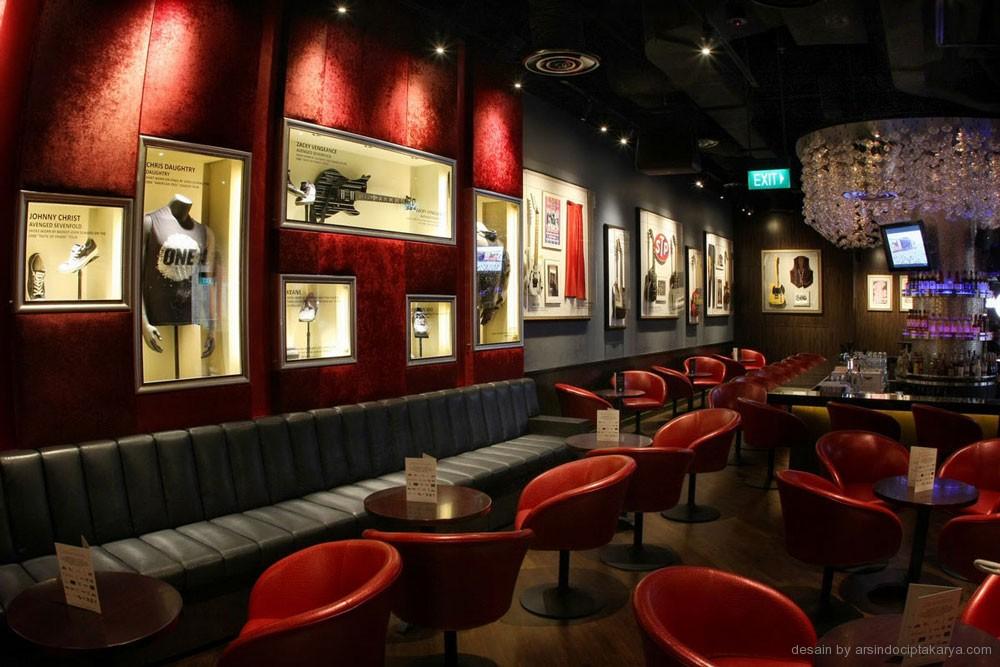Desain Cafe Minimalis  Untuk Berbisnis Kuliner