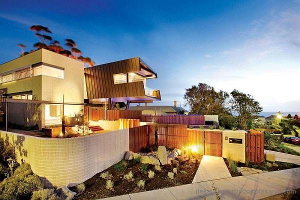 Rumah Kontemporer Di Melbourne Australia