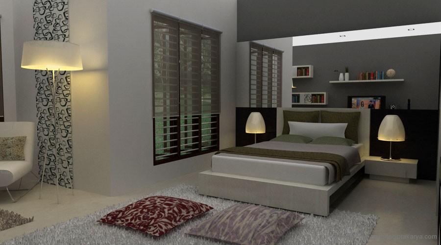 Desain Kamar Tidur Untuk Wanita Dewasa kamar tidur cewek tidak harus girly