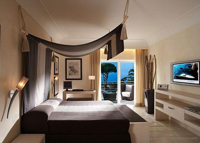 Contoh Interior Kamar Tidur Minimalis Yang Menggairahkan