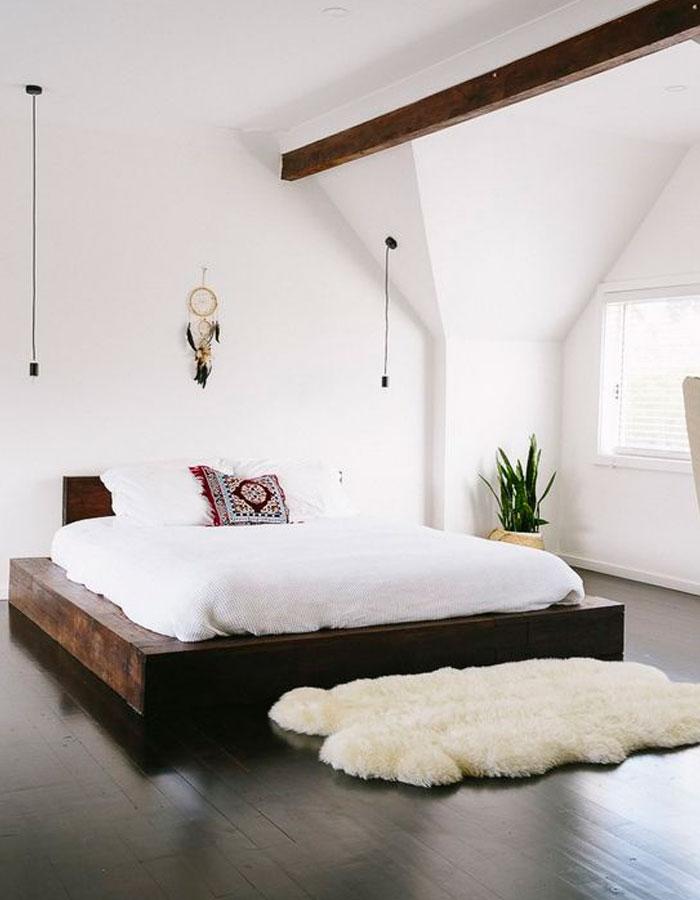 Desain Kamar Tidur Minimalis Kecil