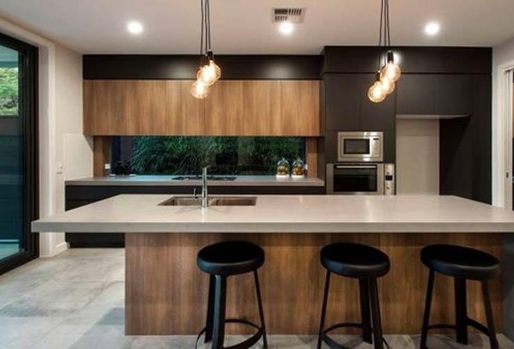 Ruang Makan Minimalis Kitchen Desain Interior Dapur