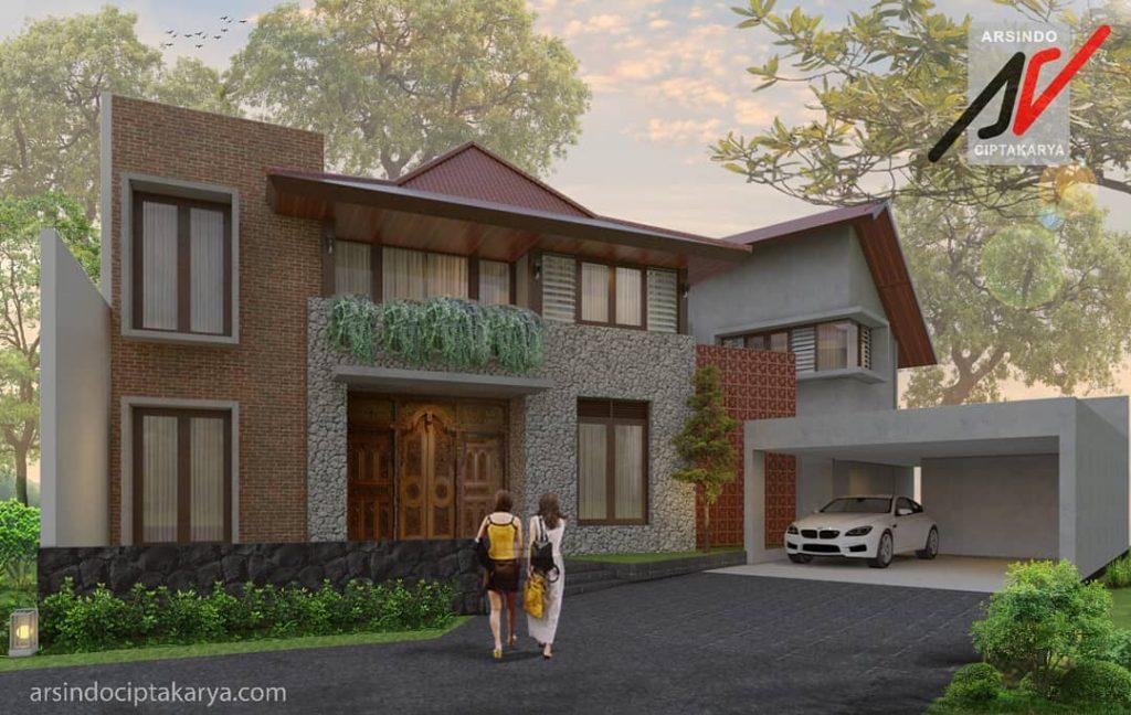 Jasa Arsitek Bogor Jasa Bangun Rumah Jakarta Perpaduan Tradisional Jawa Dan Modern Sebagai Alternatif Desain Rumah Masa Kini